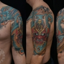 japanese neo classical tattoo safehands